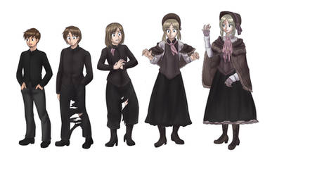 Bloodborne Doll TG Sequence Comm
