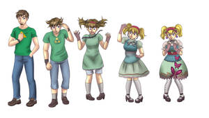 Agitha Tg sequence transformation COMM by Rezuban