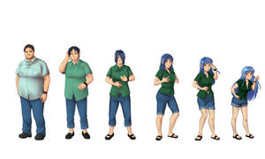 TG Commission Sequence for Ricktor555