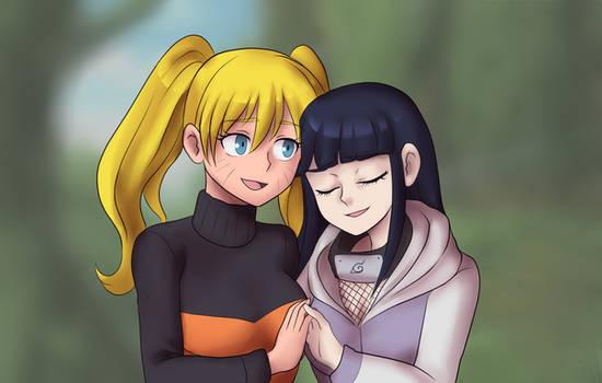 Naruko and Hinata