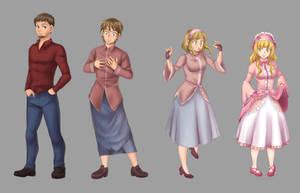 Sweet Lolita TG Sequence by Rezuban