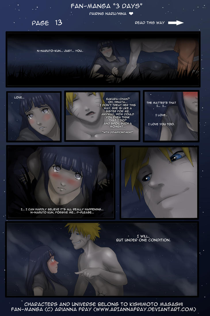3 days - page13 by AriannaFray