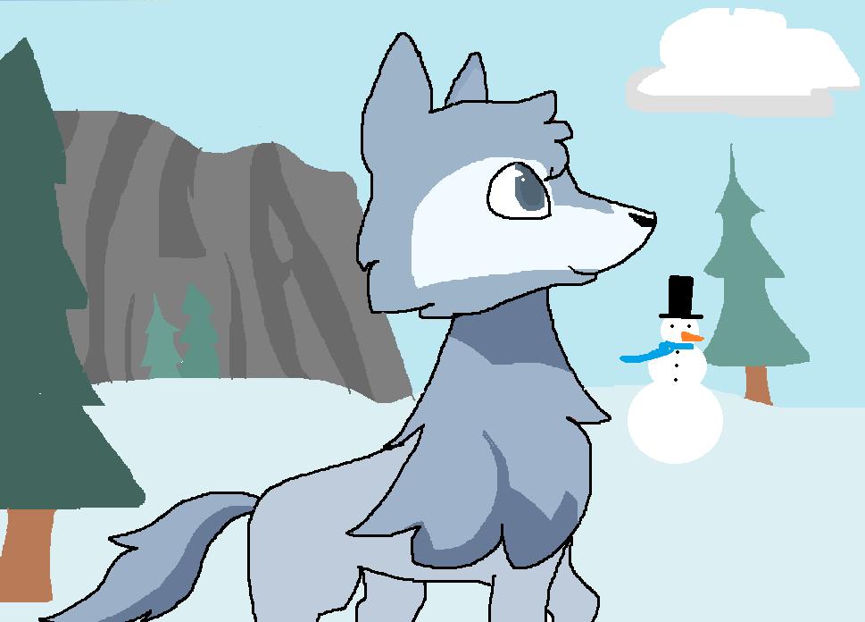 Animal Jam Arctic Wolf by Partykitten2013 on DeviantArt