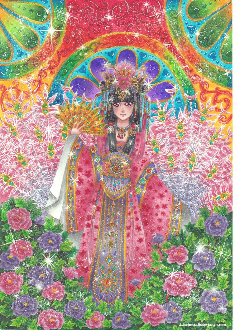 Princess Chinese by lacrimosalis