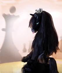 new black queen by WildyTheDonkey