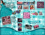 +Mega Pack (Los loveo) -Josefina.