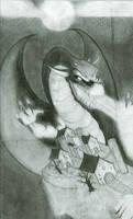 dragon's breath by hoddedjustice