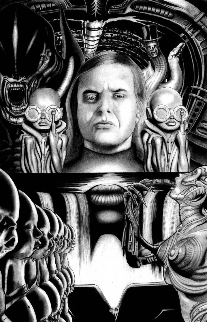 Tributo a H.R. Giger
