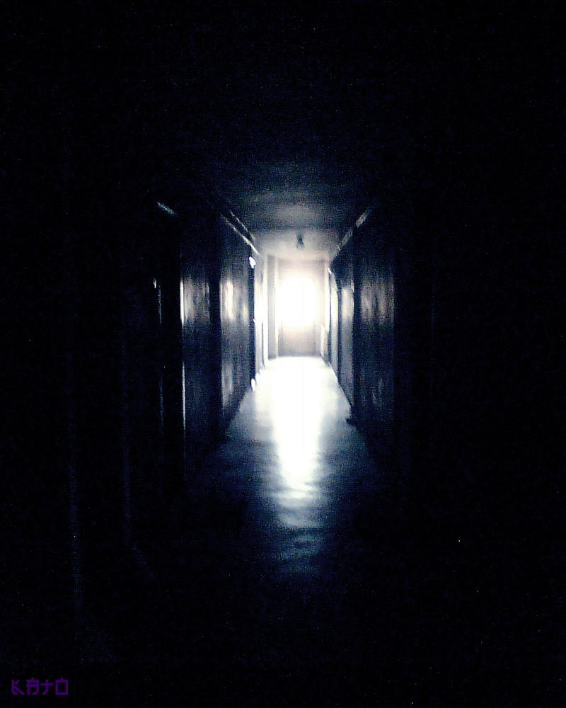 Dark hallway:: by Kato-Hinamori on DeviantArt