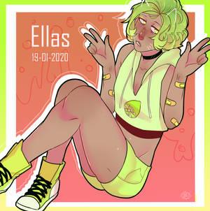 Ellas OC- Lyme Boy