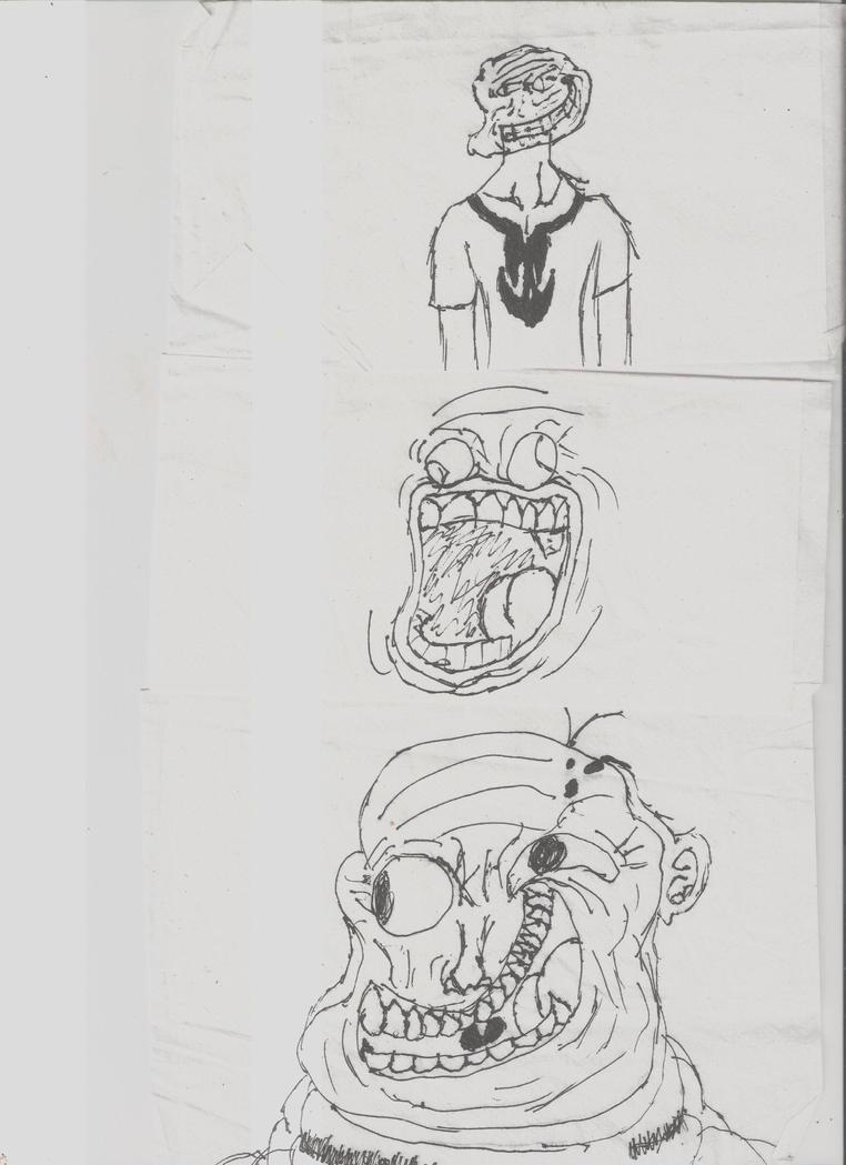 ugly page by kyokaratsu
