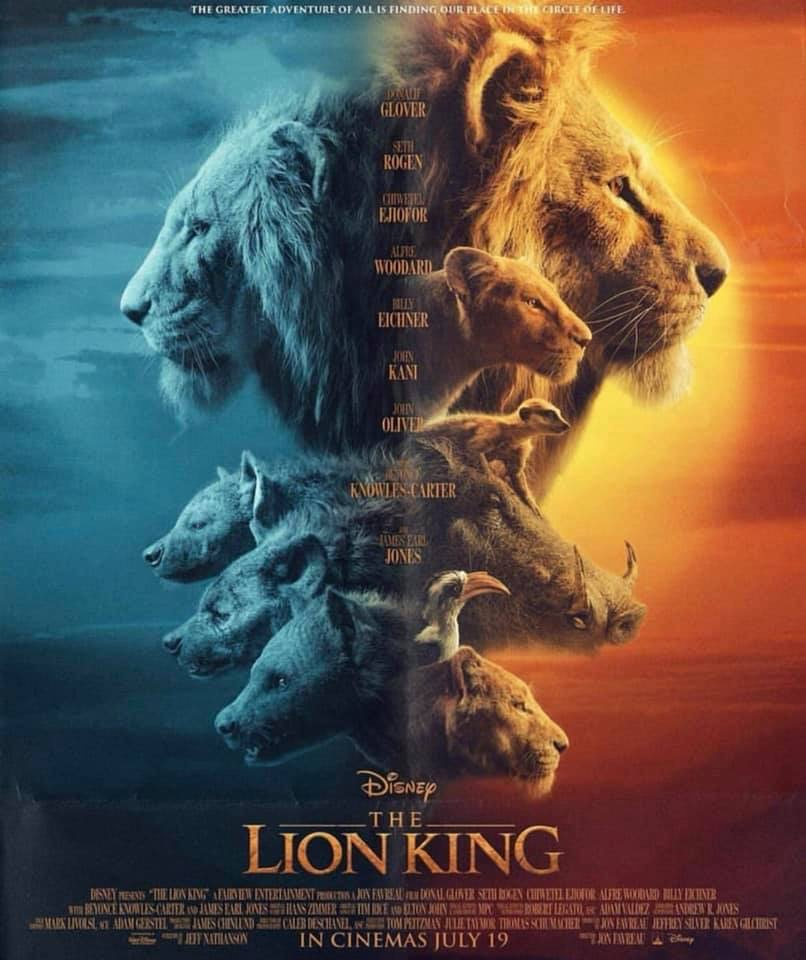 New Lion King Poster By Aliciamartin851 On DeviantArt