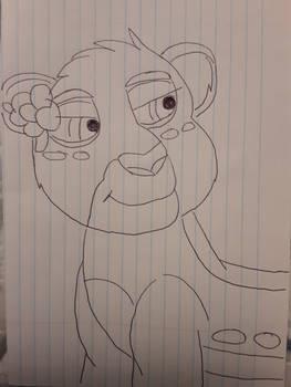 Lion guard more nirmala