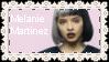 Melanie Martinez stamp by Squid-kitten