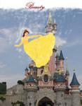 Falling Disney- Belle