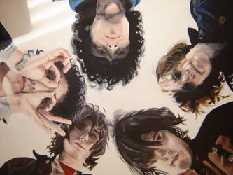 The Strokes by tu6y4u
