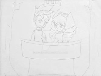 Geo and Luna(Requested by Lawman09) by HiccElsa32
