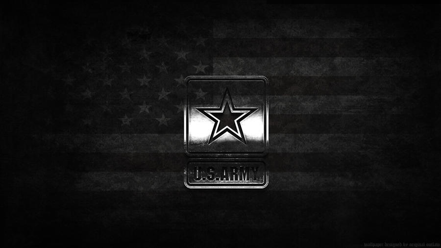 US Army Wallpaper by OriginalOutlaw