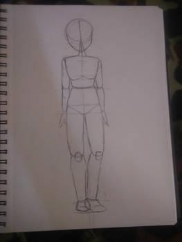 My new sketch it bad :/