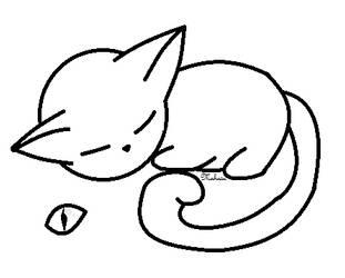 F2U- Chibi Cat Base