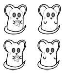 F2U- Chibi Mouse Base