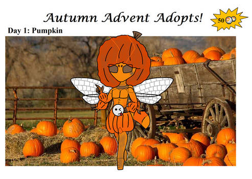 [OPEN] Autumn Day 01: Pumpkin