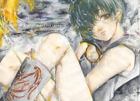 My Rain: KAZUSA by tsukimikaze