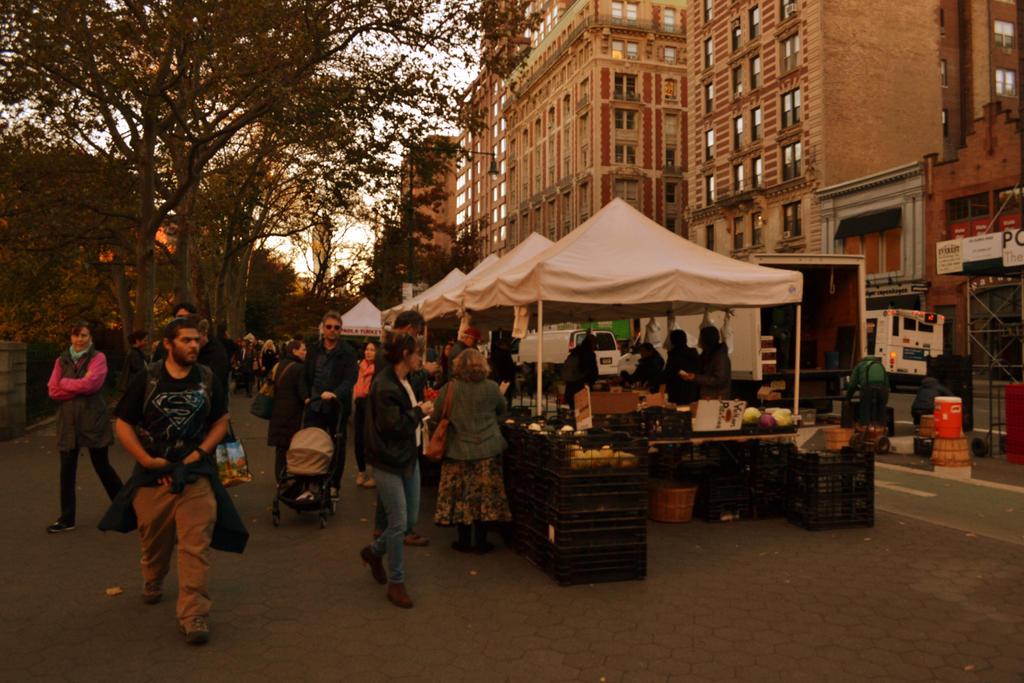 Street Market by jdavidburns