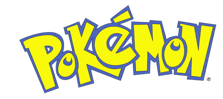 Pokemon logo by AlbinoRichie on DeviantArt