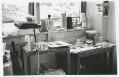 My Studio by Hemamal