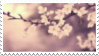 cherry blossom stamp by KawaiiNikki