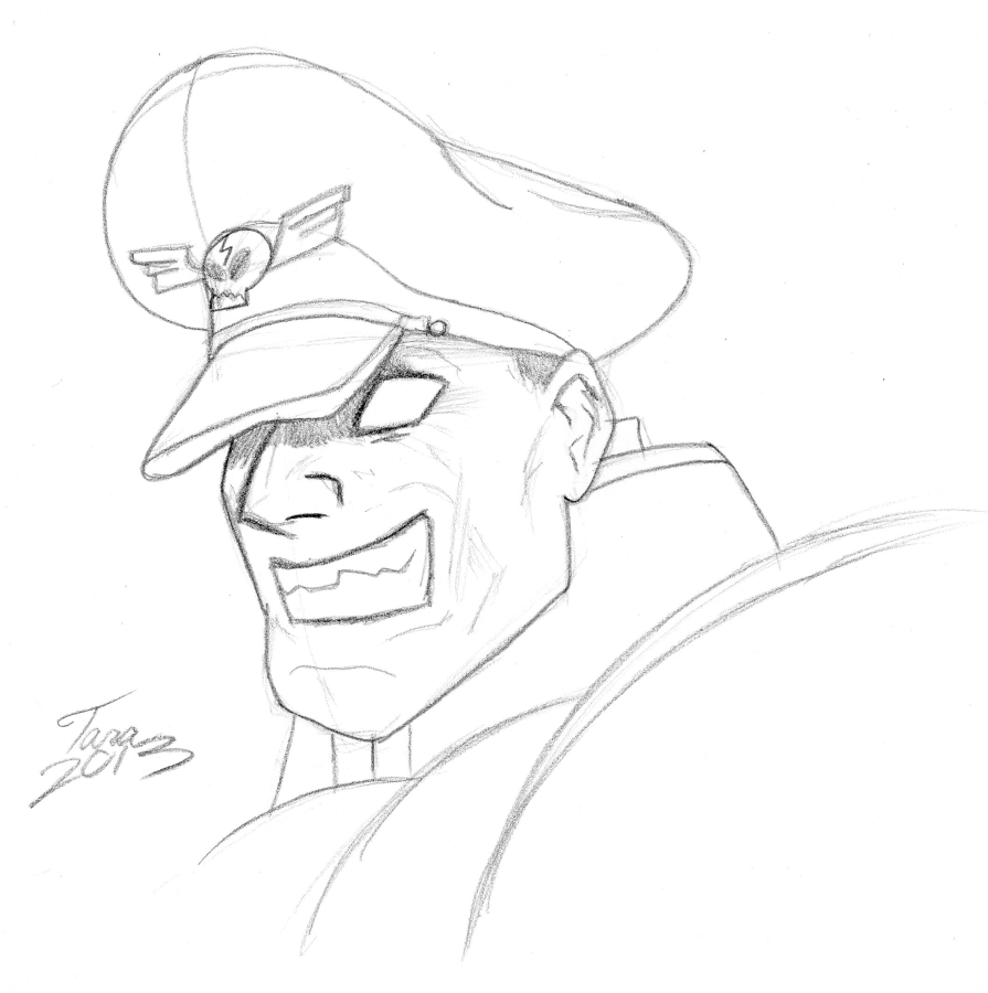 M. Bison by Mayleth