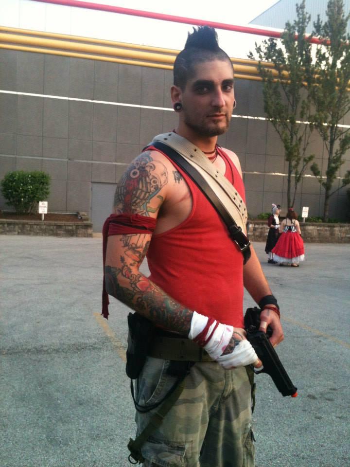 Far cry 3 cosplay