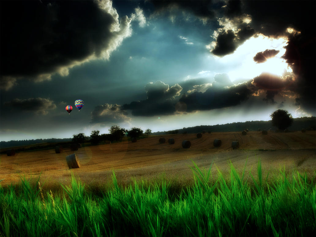 Nature Landscapes Wallpaper II By LisandroLee