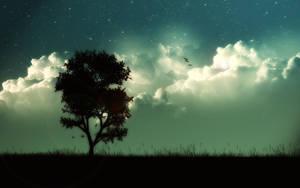 Vector Night V by LisandroLee