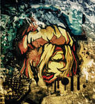 Chica grafitti