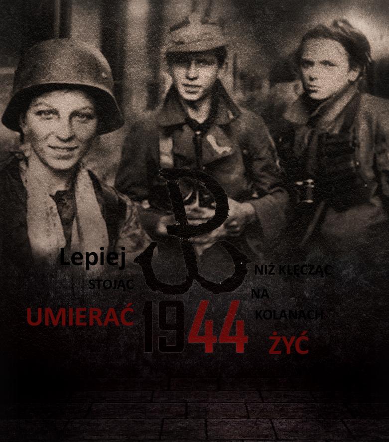 Warsaw Uprising -Powstanie Warszawskie 1944 by LisandroLee
