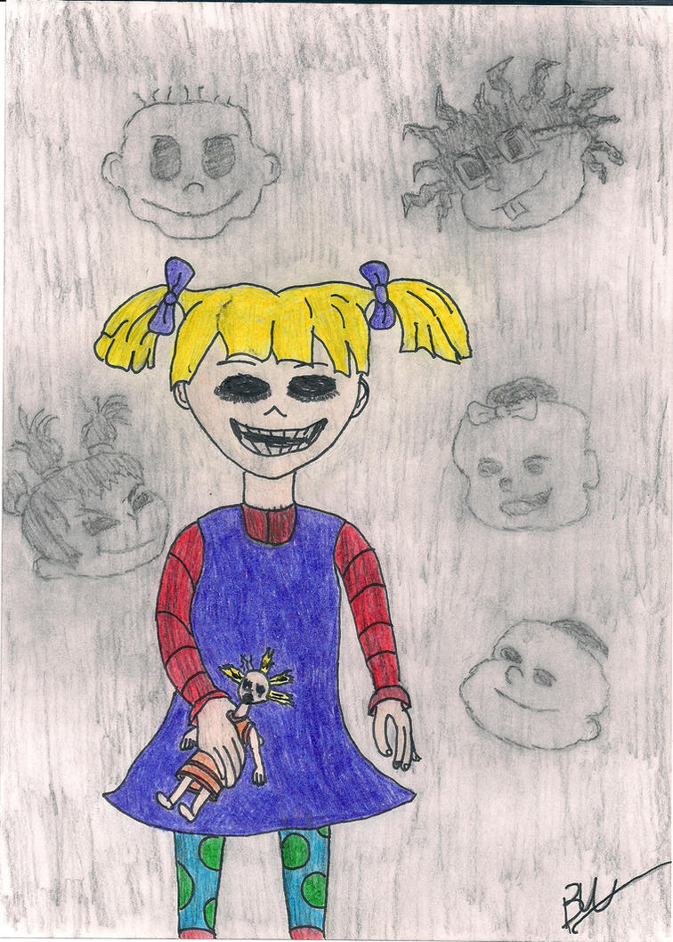 Rugrats Theory- The Babies were lies by foxanime101 on ...