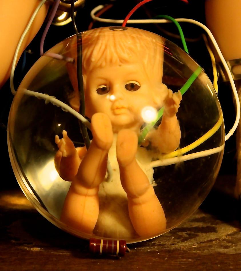 Ectopic Baby by TheKingOfDolls