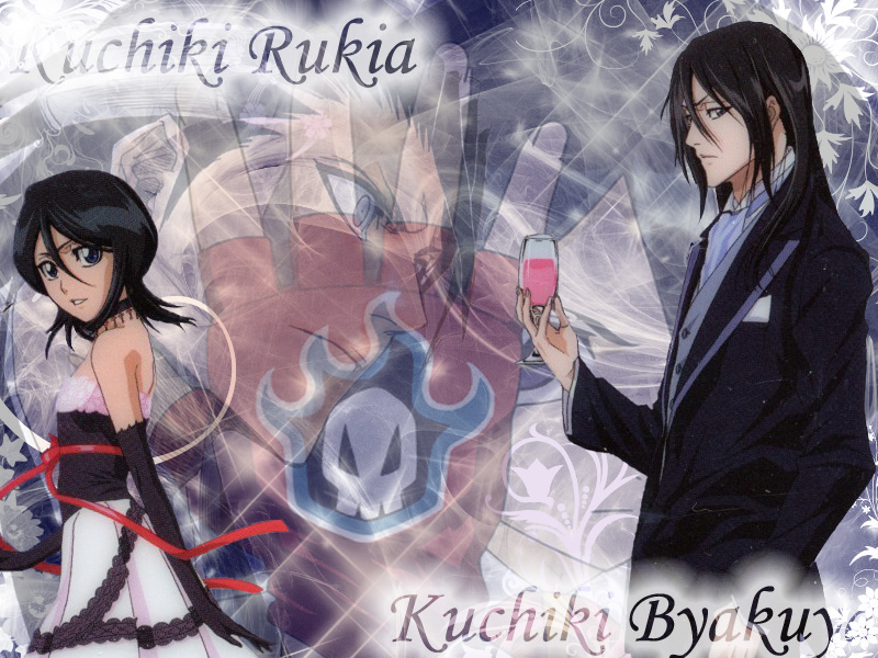 Byakuya X Rukia By Vegginigiri Deviantart – Wonderful Image