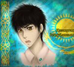 Hetalia OC - Kazakhstan