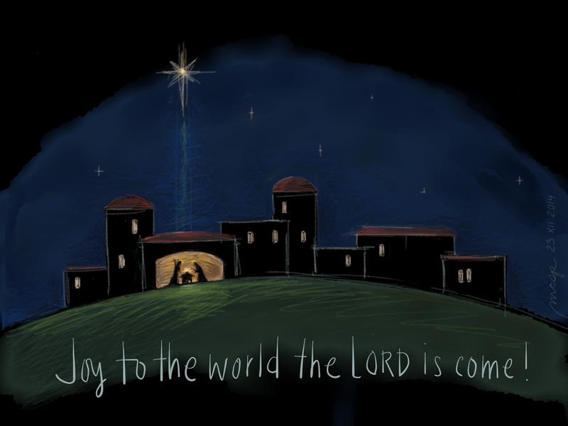 Christmas Card 2014 by kybrdgal