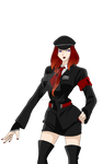 Scarlet [Nanbaka OC] [Profile]