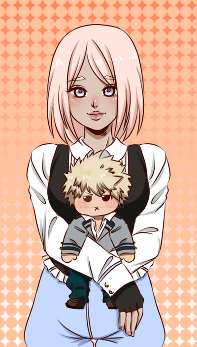 [ BNHA ] Plushie by BlessedTank