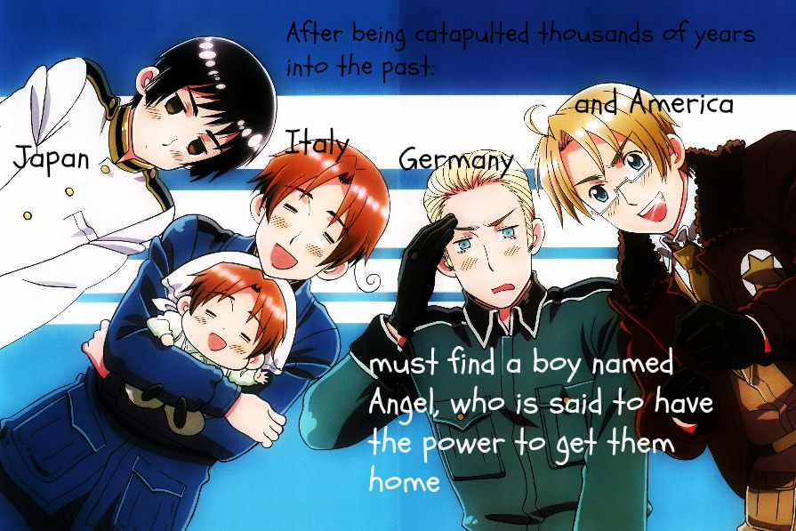 List of Synonyms and Antonyms of the Word: hetalia japan fanfic