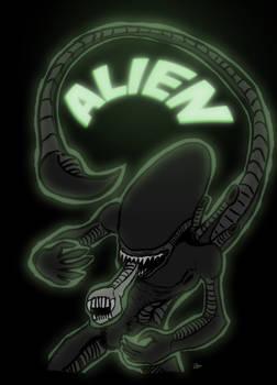 Alien - Color