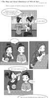 Adventures of Mira + Nas (Spartacus Nagron Comic)