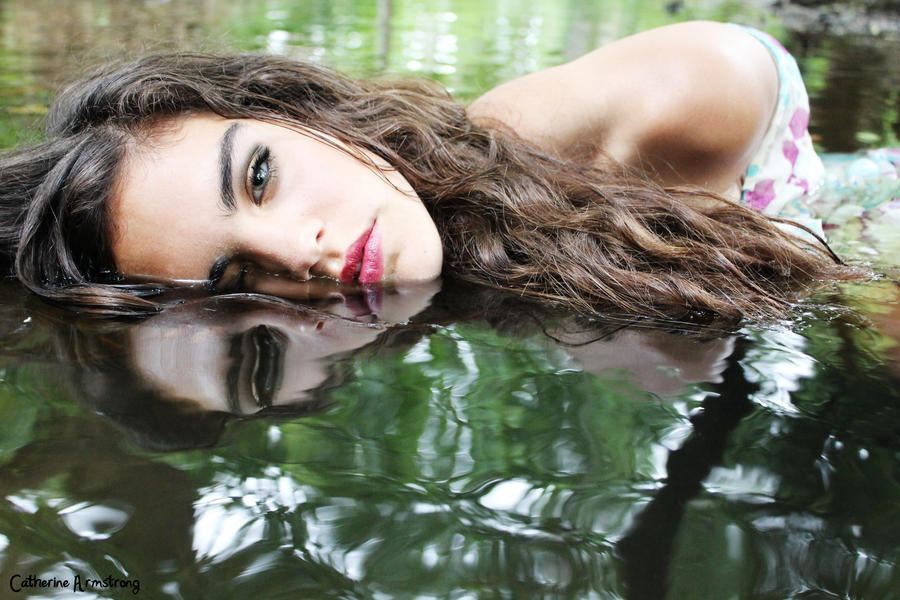 Water Resonance, Eyes wide open by CatherineArmstrong