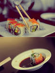 Sushi by 3lo0o