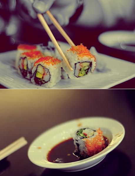 Sushi by 3lo0o